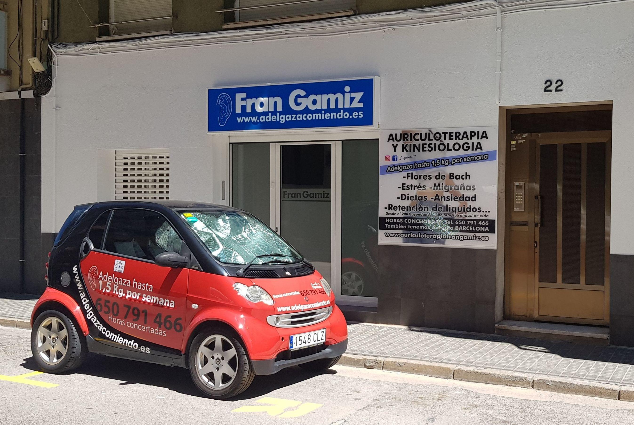 Adelgazar con auriculoterapia en Blanes, Girona