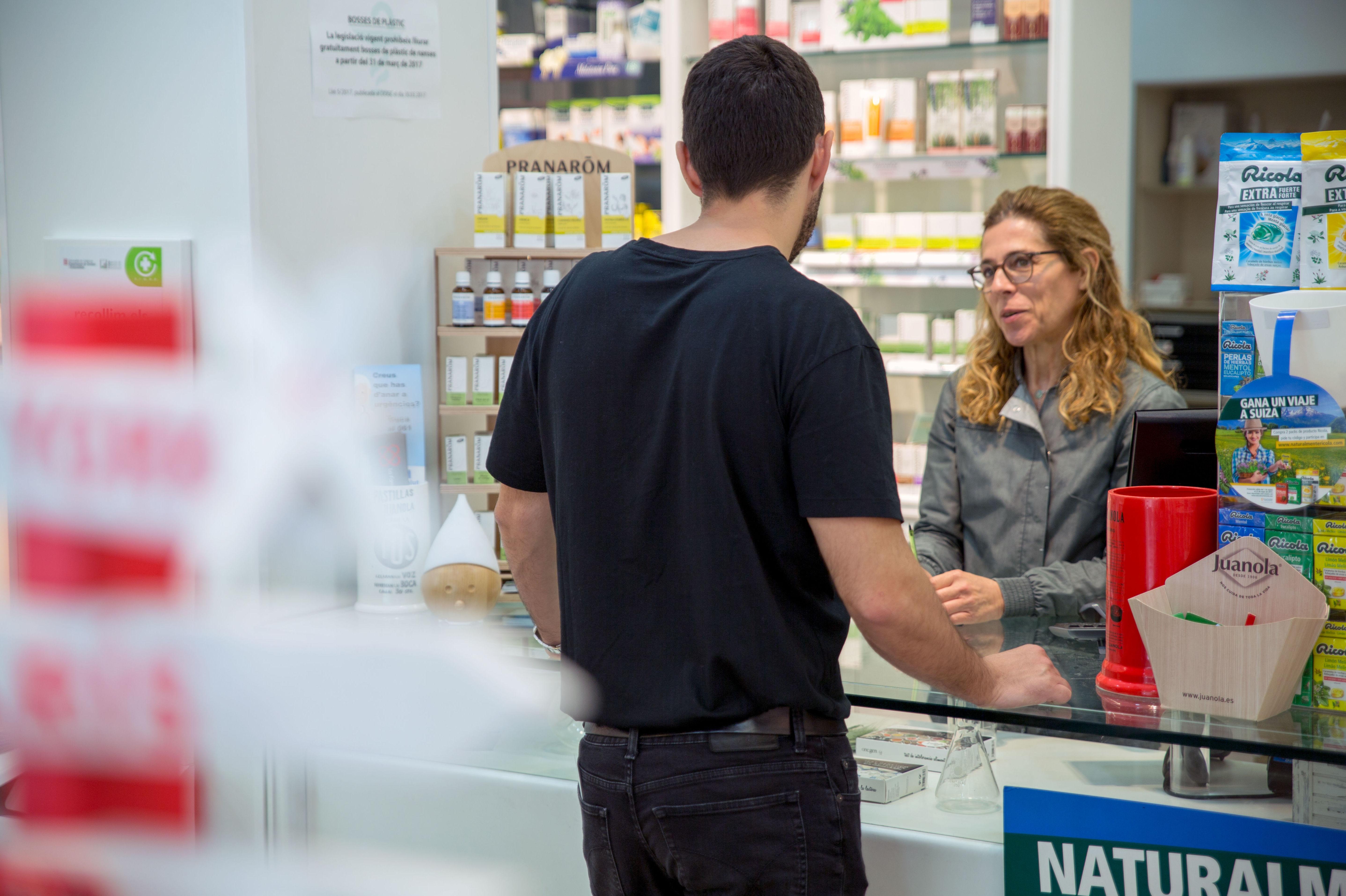 Atención farmacéutica: Servicios de La Farmacia de Tarradellas