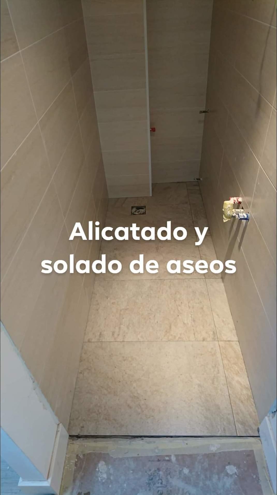 Foto 21 de Albañilería y Reformas en Irún | Reformas y Alicatados Cantero