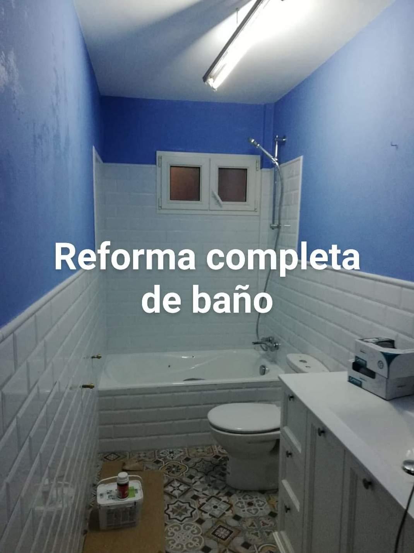 Foto 1 de Albañilería y Reformas en Irún | Reformas y Alicatados Cantero