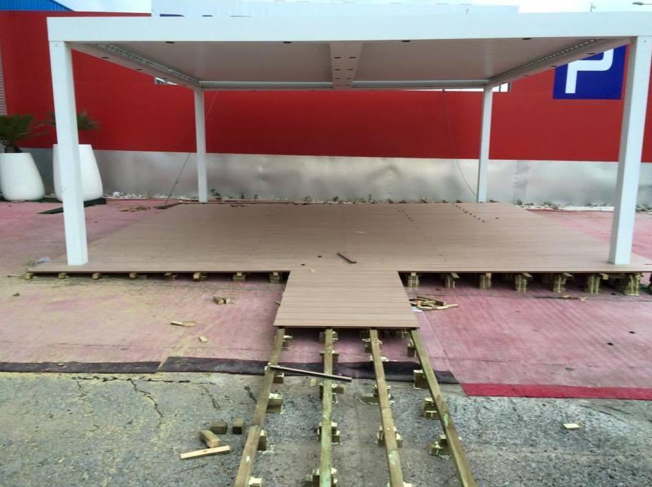 Montaje de suelos de madera en Madrid