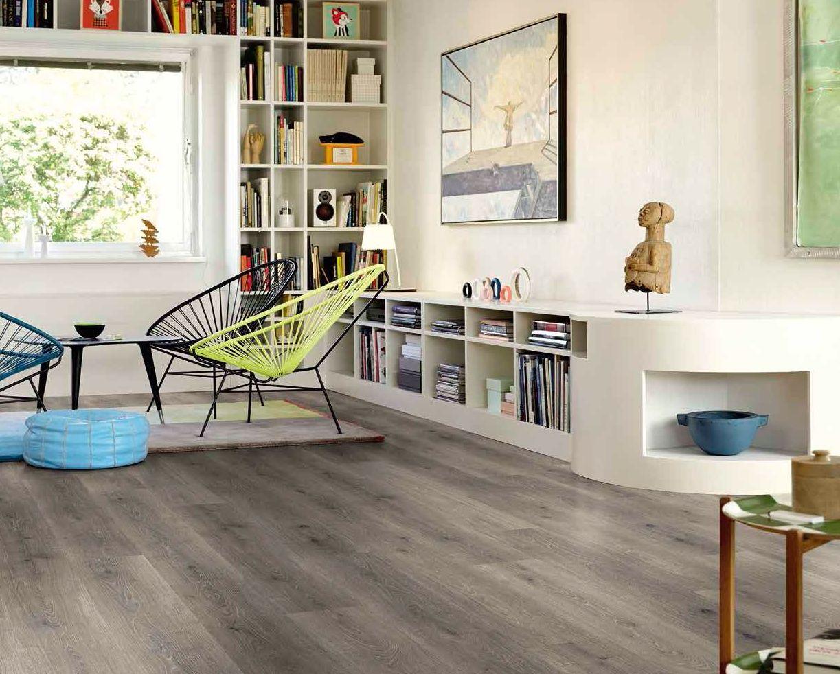 Woodmagik, suelos laminados en diferentes colores