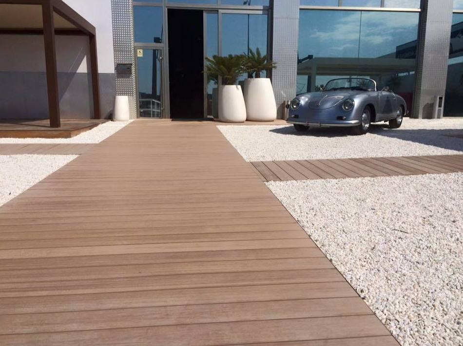 Woodmagik, parquets y revestimientos de suelo para decoración en Ibiza