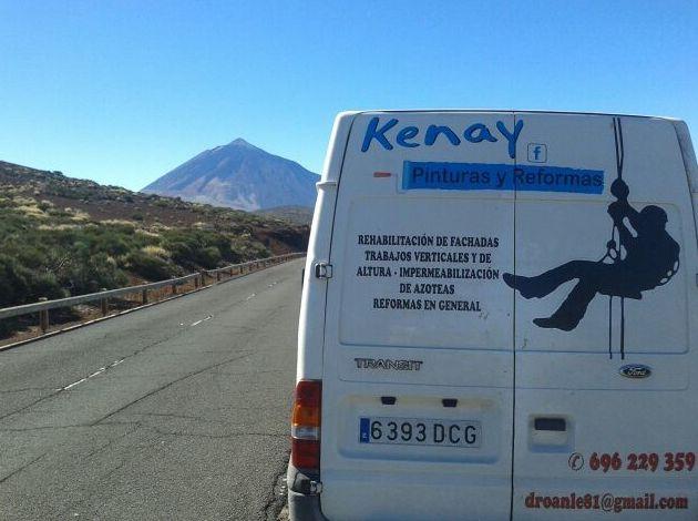 Teide Kenay