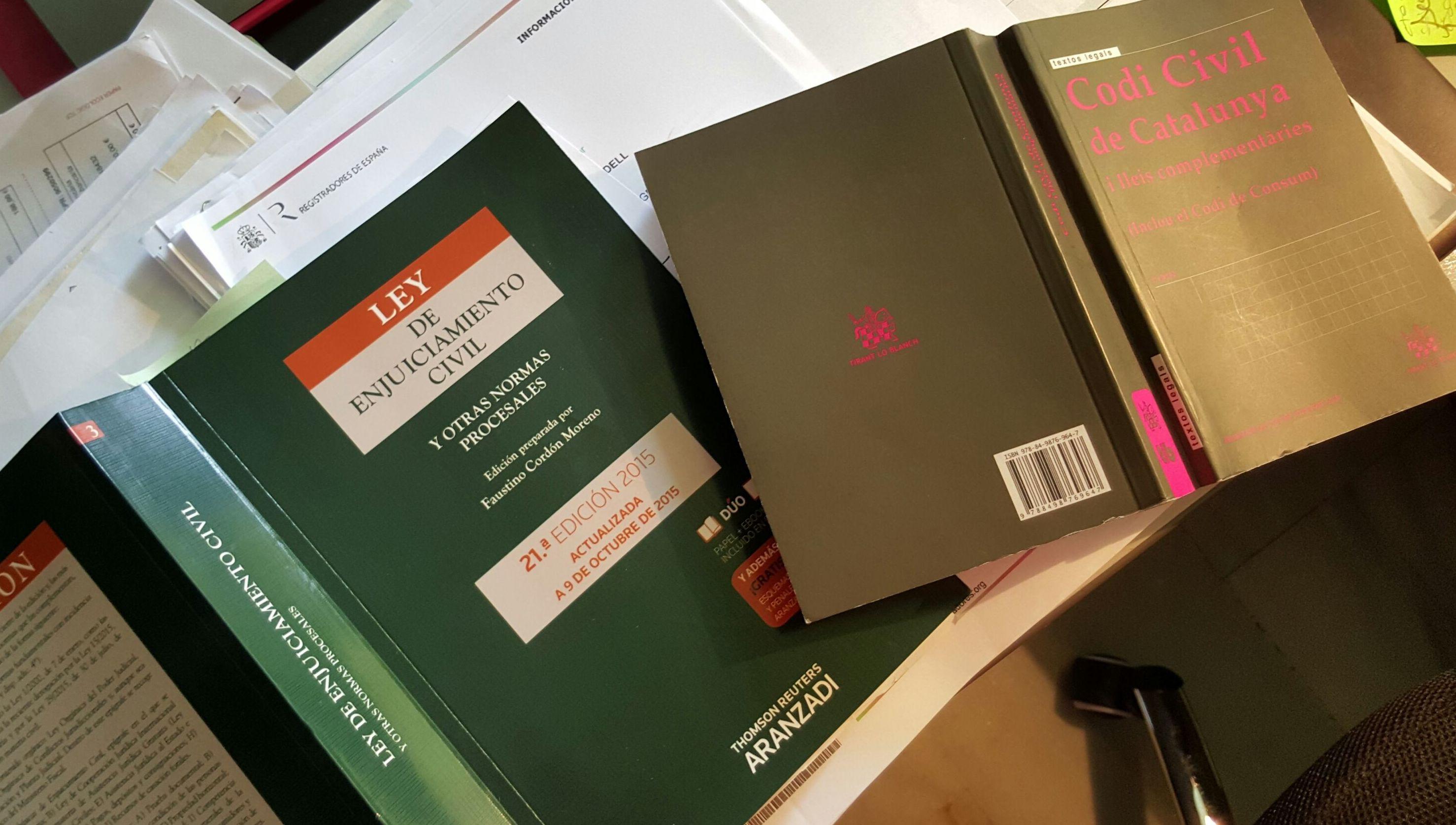 Estudi i dedicació: lleis