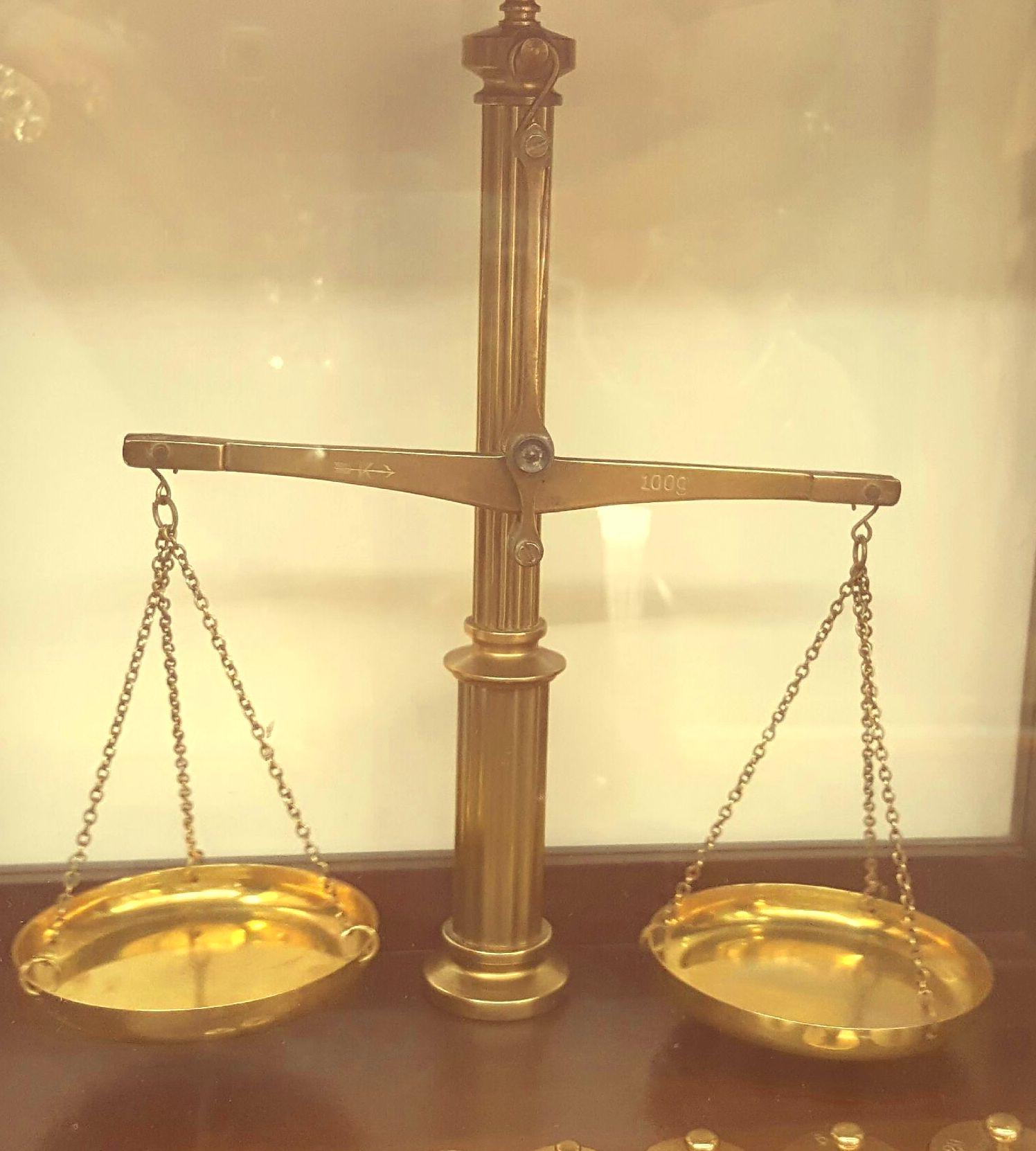 Mesura i equilibri