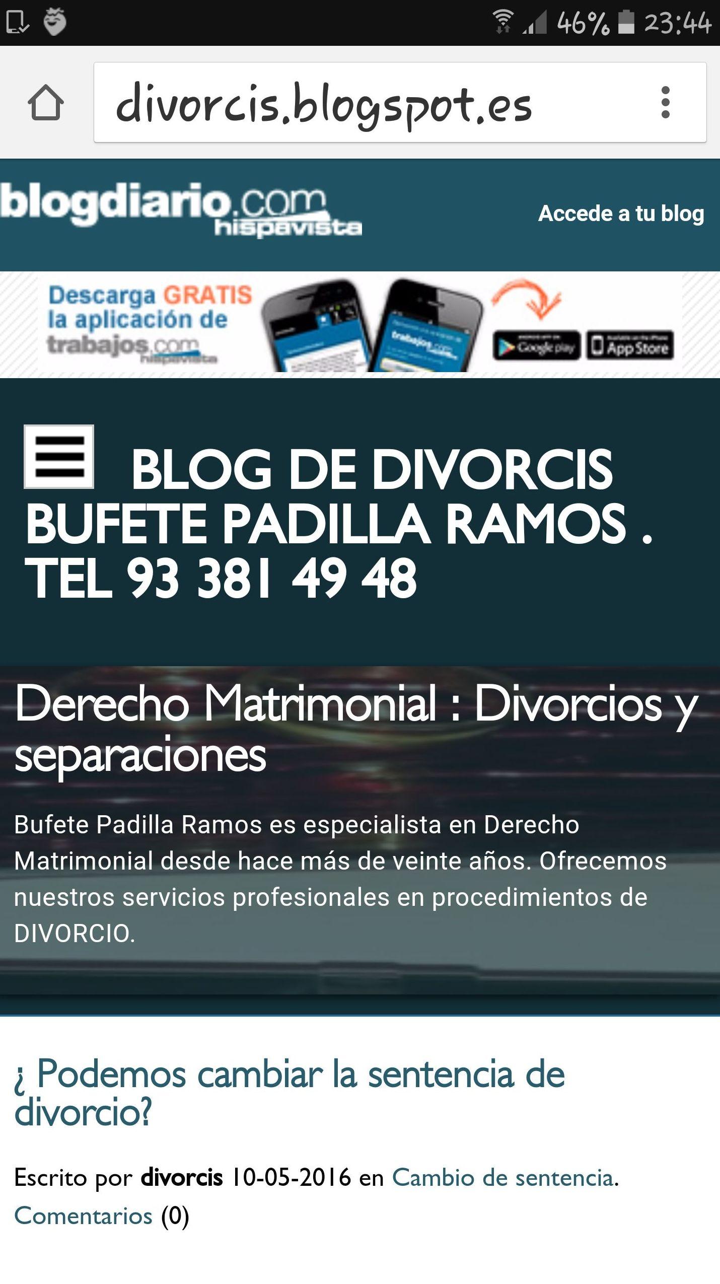 blog de divorcis