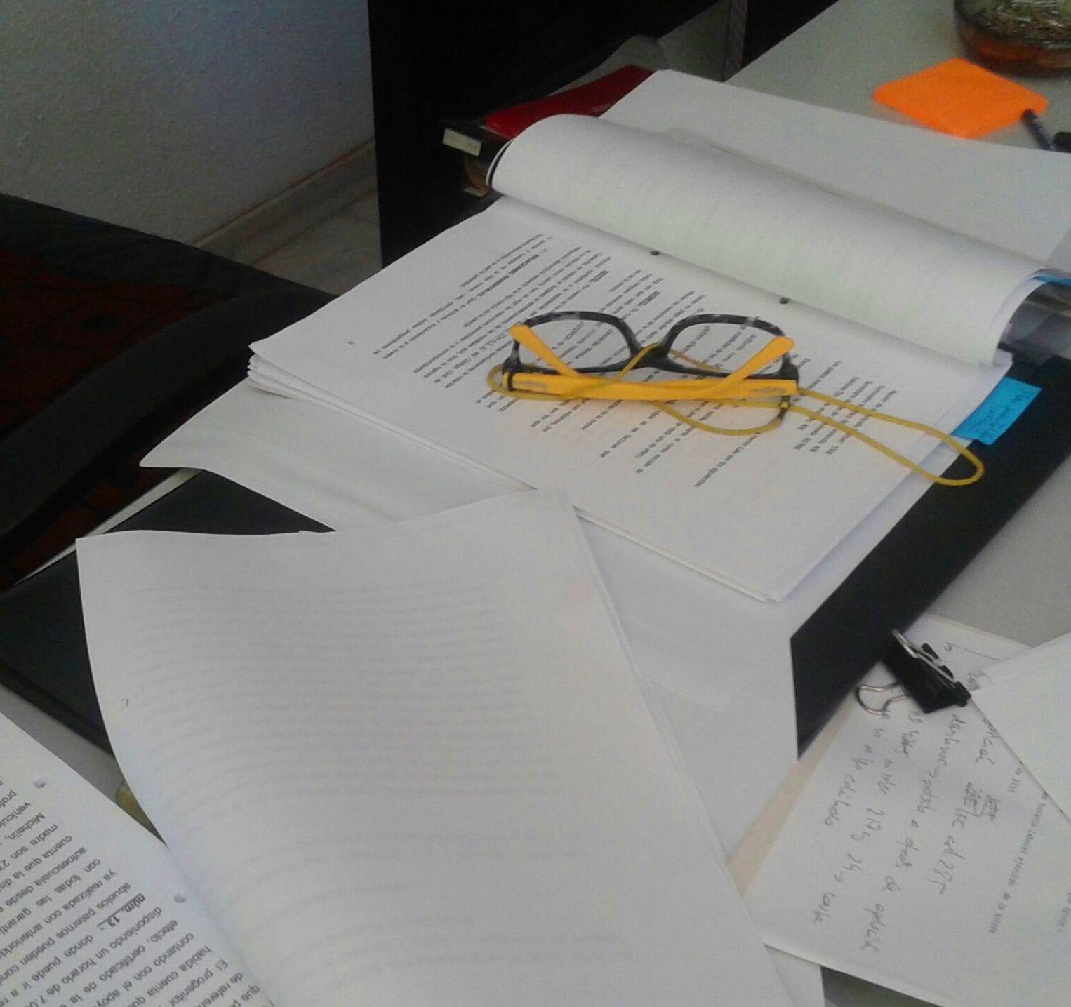 Estudi i preparació