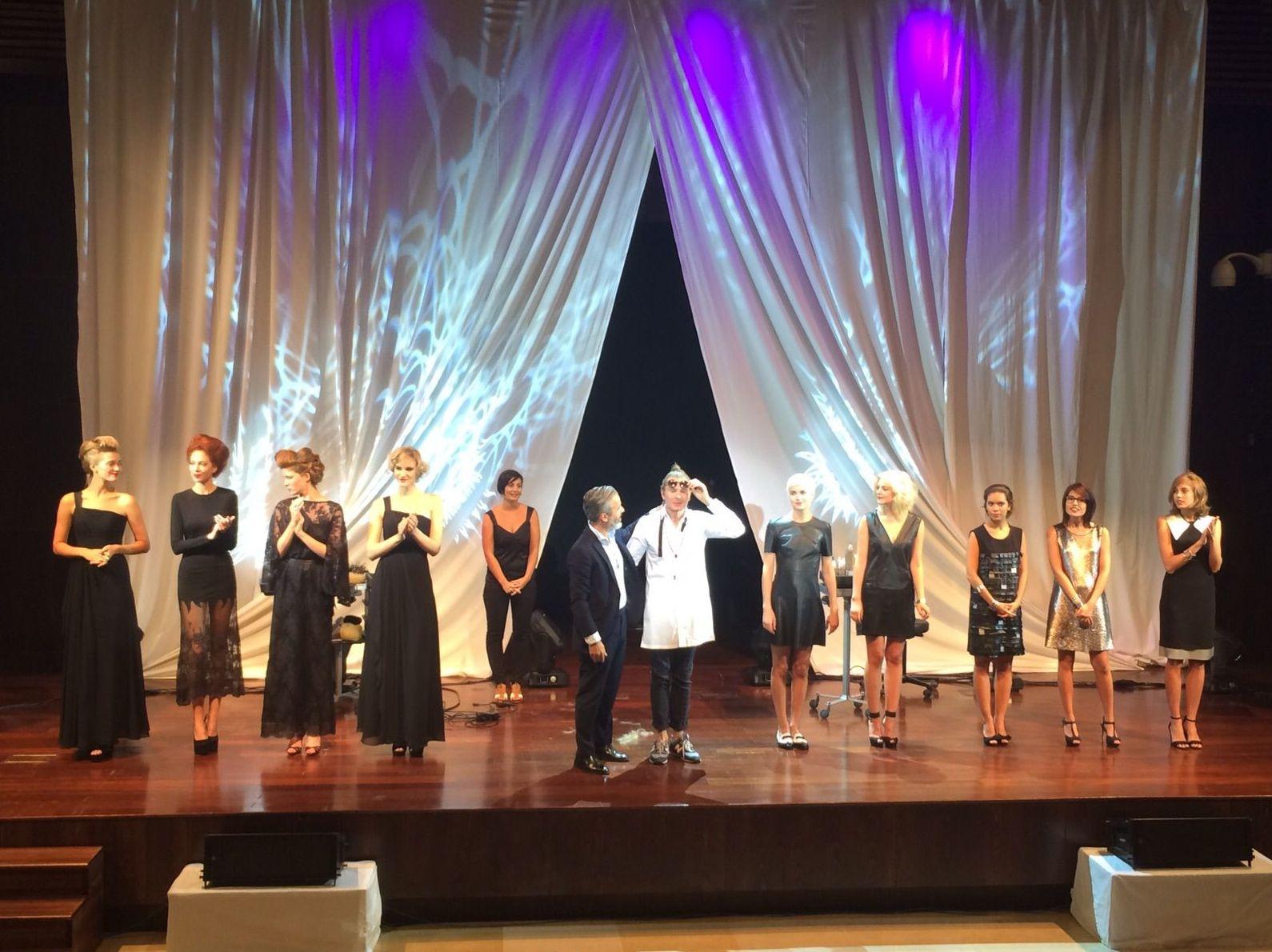 Cristophe-Nicolas Biot y trabajos Málaga 13 y 14 septiembre 2015