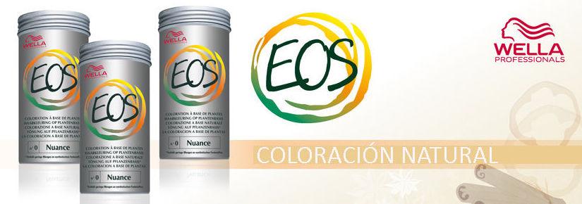 Coloración Natural EOS en ASIA Peluquería