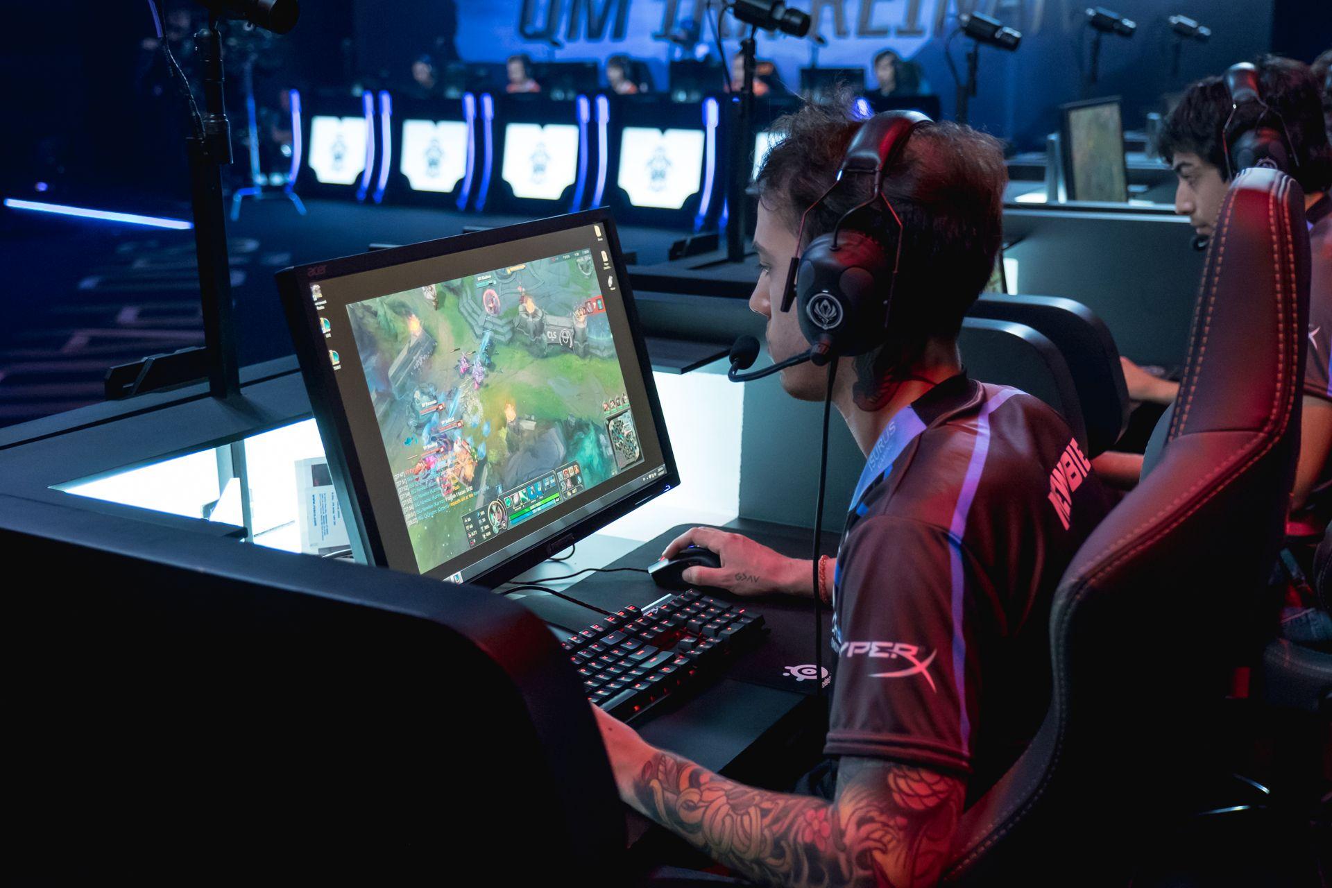 Eventos gaming en Granada