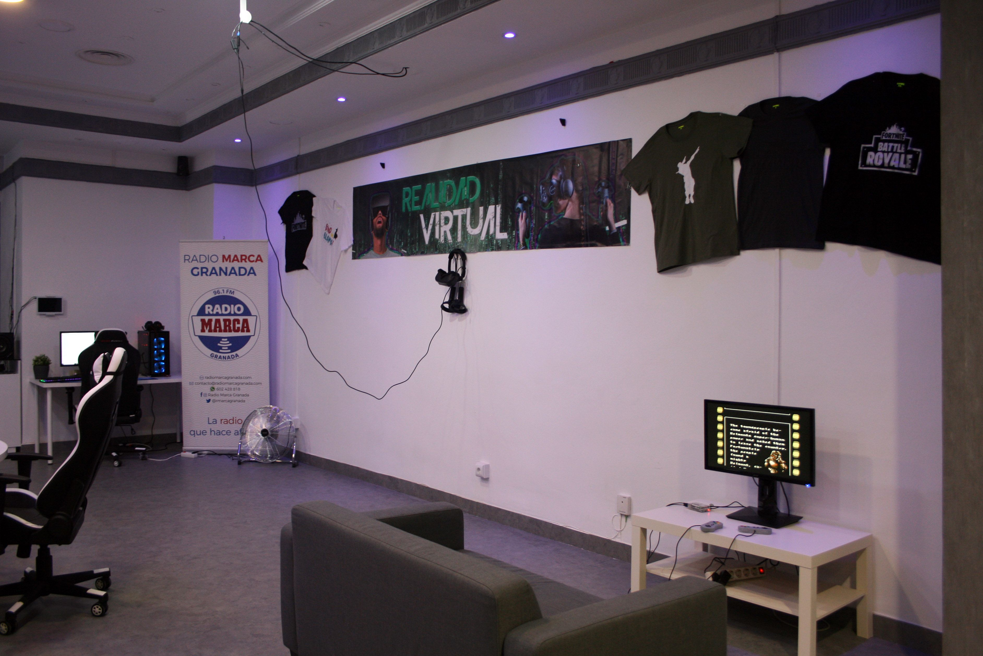 Foto 4 de Centro gaming en Granada | Neptuno Gaming