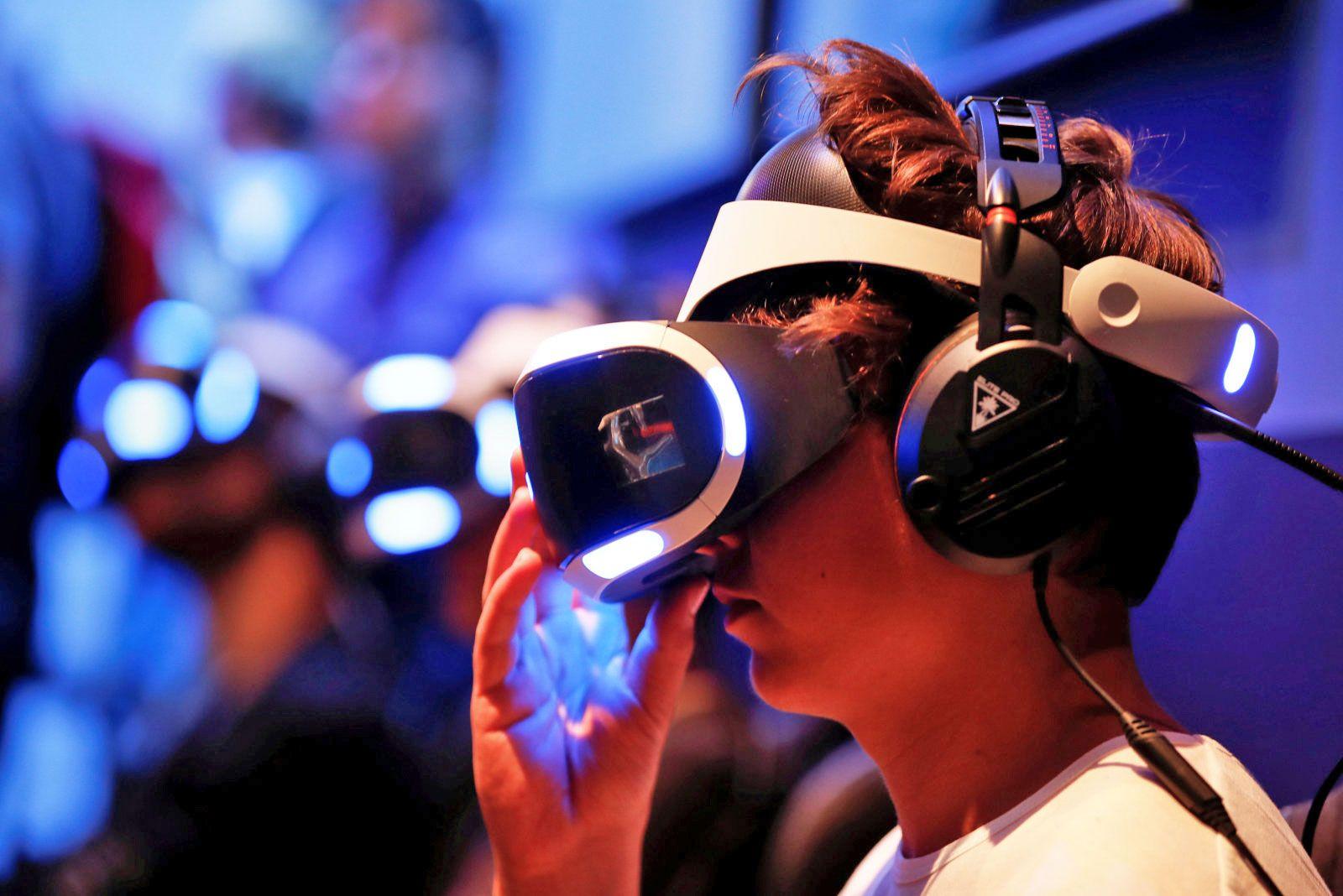 Realidad virtual para eventos en Granada