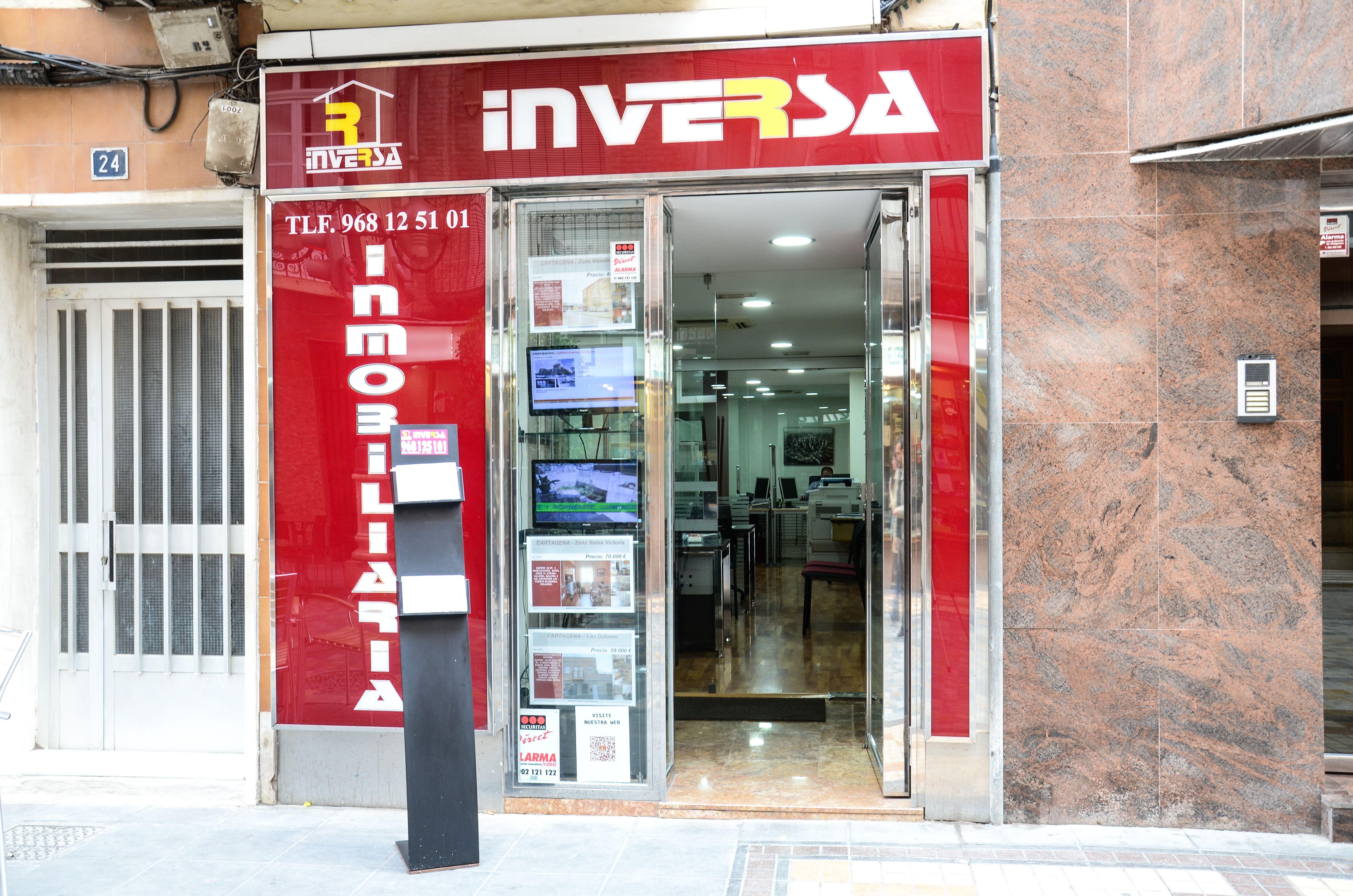 Foto 1 de Inmobiliarias en Cartagena | Inversa Inmobiliaria