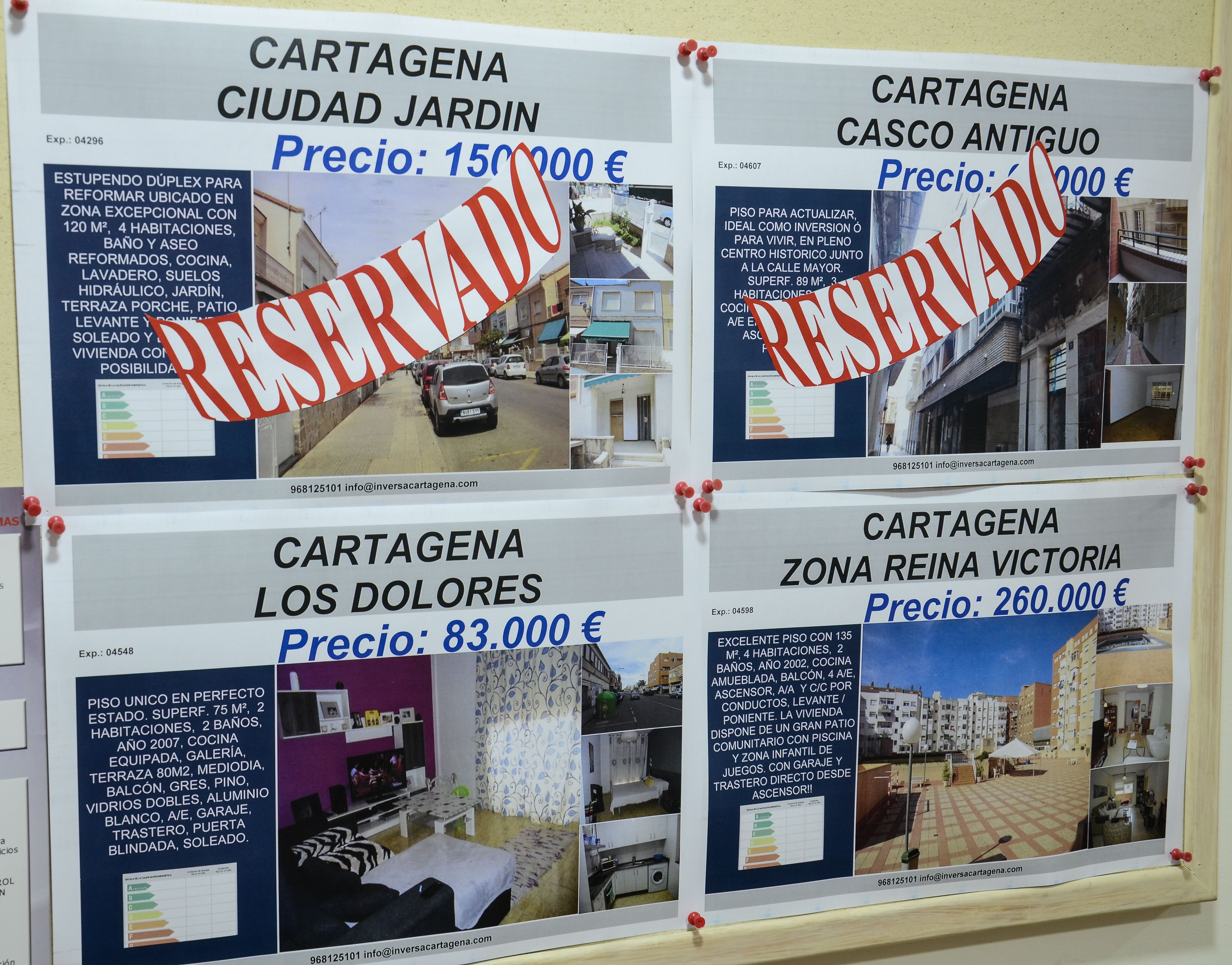 Foto 3 de Inmobiliarias en Cartagena | Inversa Inmobiliaria