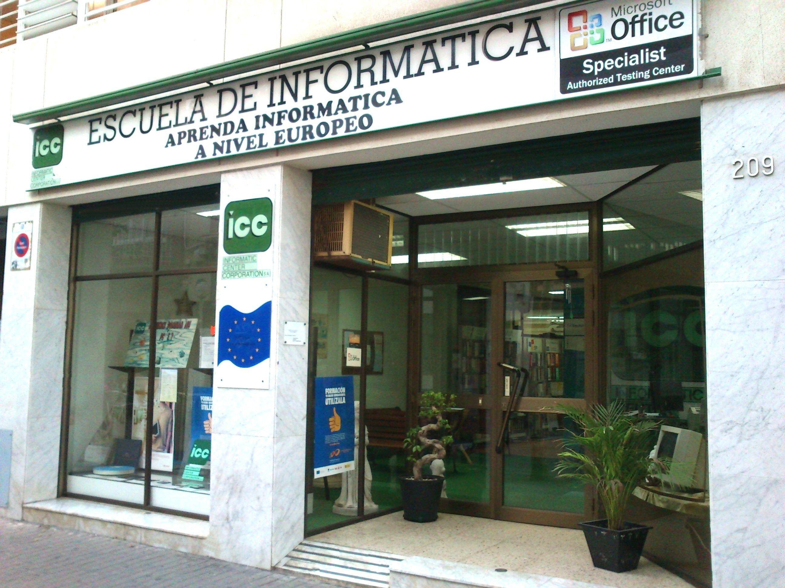 Foto 10 de Academias de idiomas en Badalona | Academia ICC