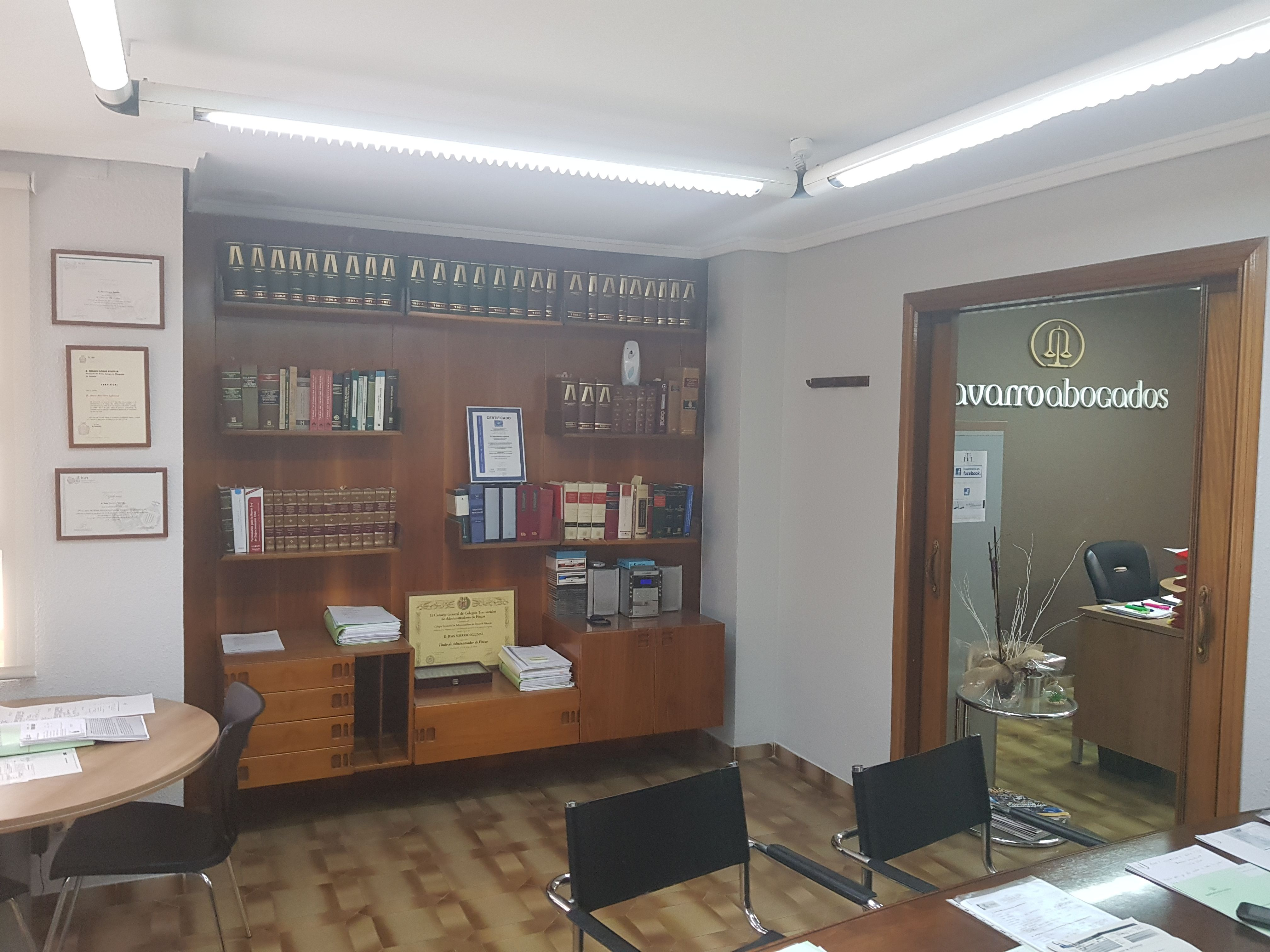 Despacho de abogados Puerto de Sagunto