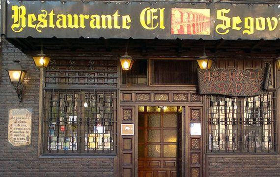Foto 1 de Cocina castellana en Madrid | El Segoviano