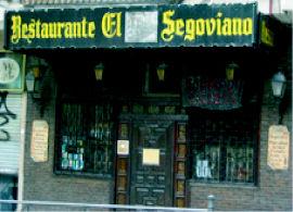 Foto 7 de Cocina castellana en Madrid | Mesón Restaurante El Segoviano
