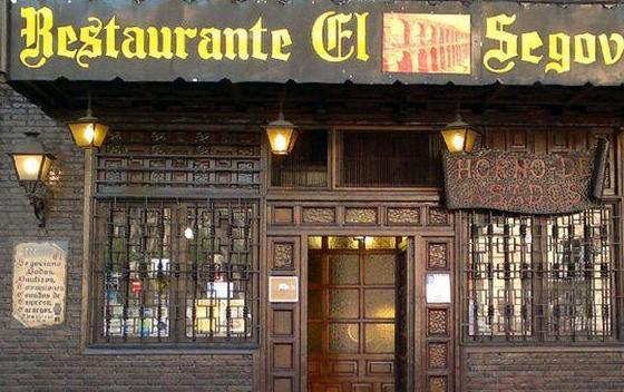 Foto 3 de Cocina castellana en Madrid | Mesón Restaurante El Segoviano