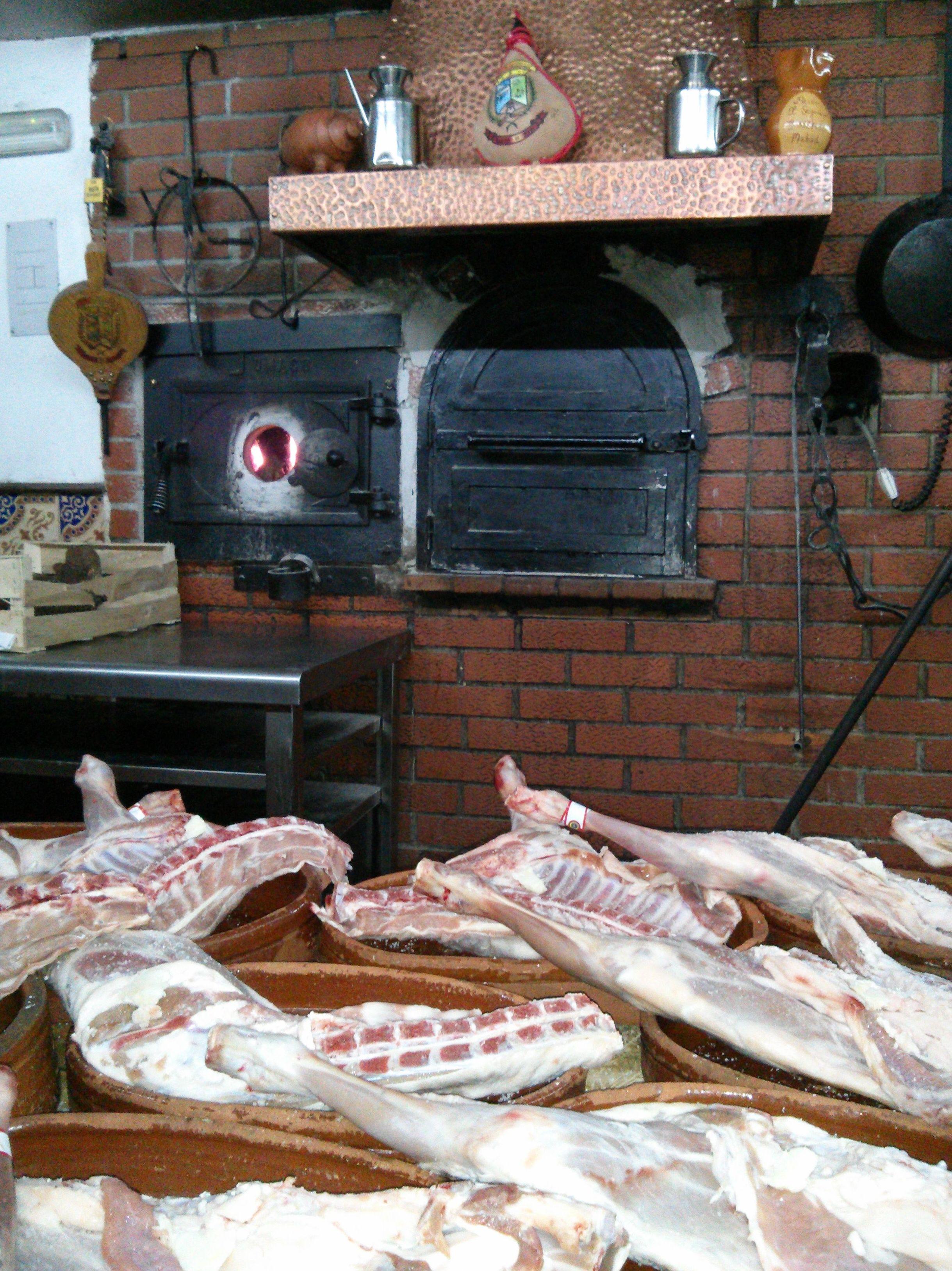 Foto 2 de Cocina castellana en Madrid | Mesón Restaurante El Segoviano