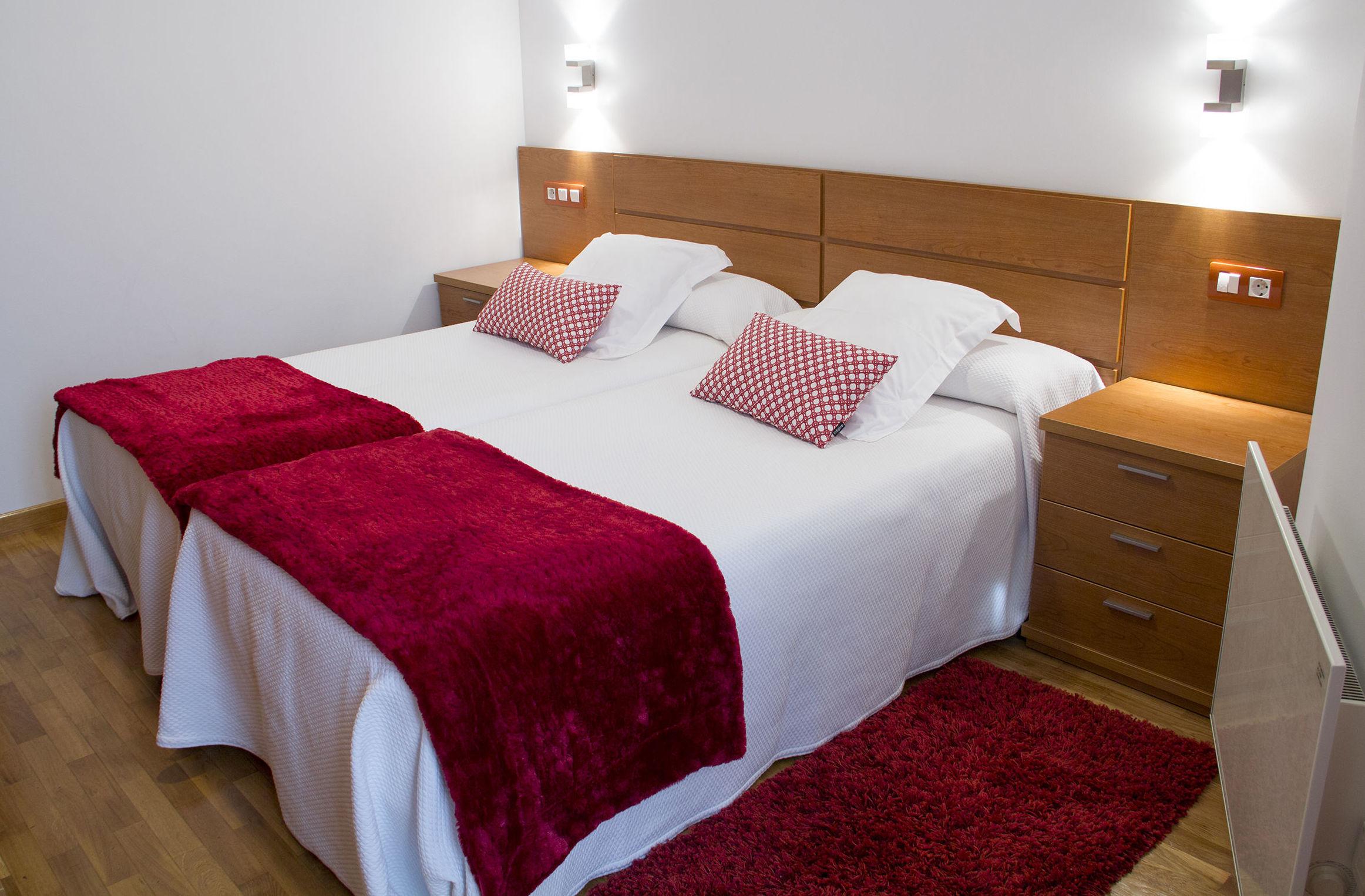 Habitación Apartamento 2-4 Pax.
