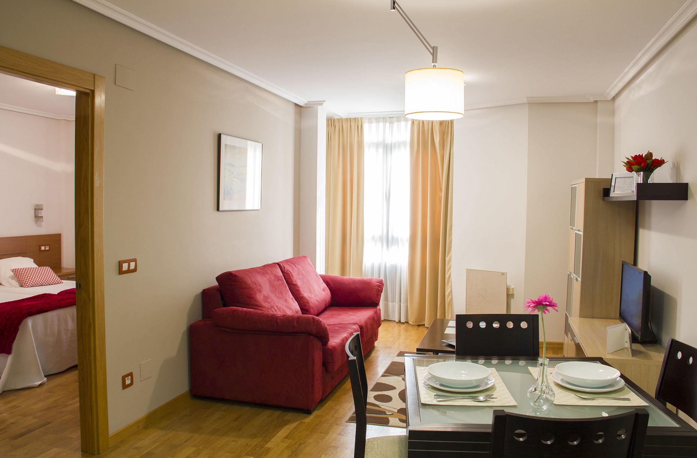 Apartamento 2-4 pax.