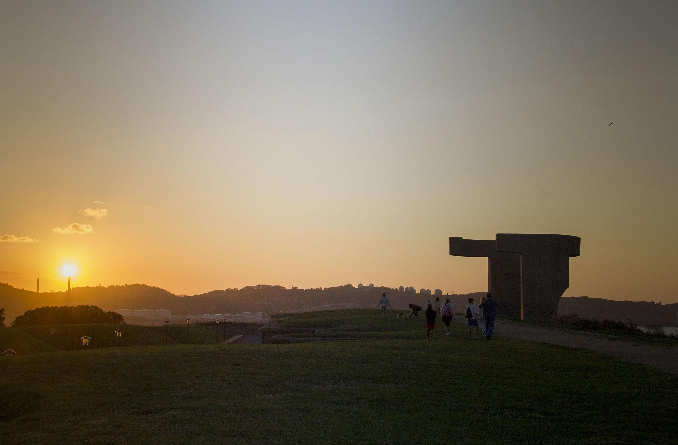 Elogio del horizonte (Gijón)