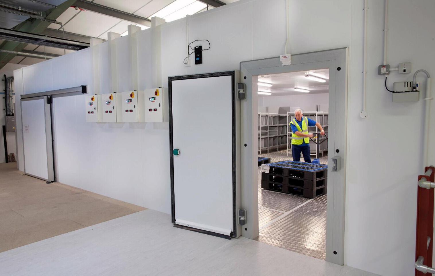 Foto 2 de Aislamientos acústicos y térmicos en Milagro | Slider Ingeniería de Refrigeración, S.L.