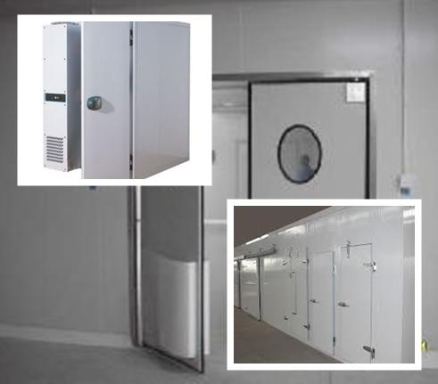 Foto 5 de Aislamientos acústicos y térmicos en Milagro | Slider Ingeniería de Refrigeración, S.L.