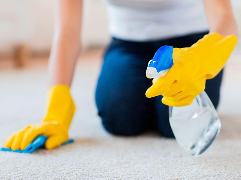 Limpieza de viviendas particulares