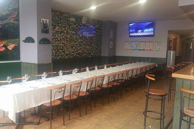 Restaurante para celebraciones en Soria