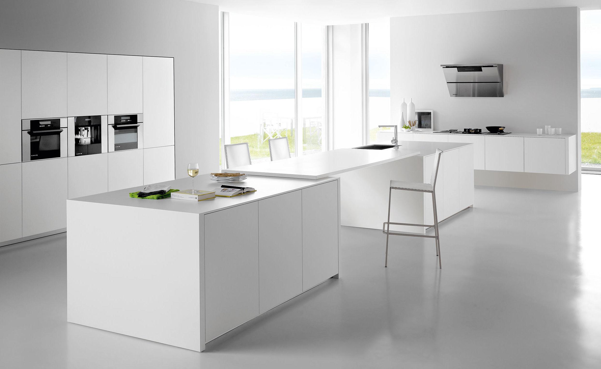 Cocinas de dise o en sevilla funcionales y atractivas for Diseno cocinas en u