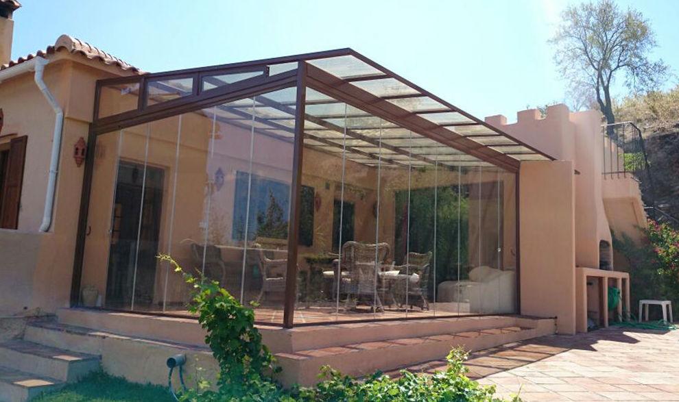 Enclosures in Málaga.