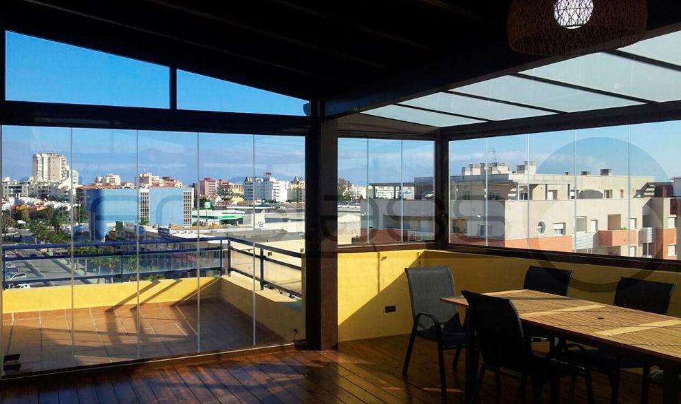 Company specialized in enclosures in Málaga