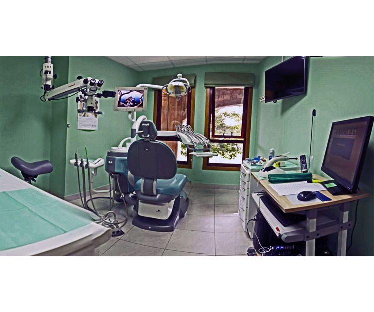 Centro de odontología en A Coruña