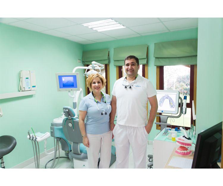Expertos odontólogos de confianza