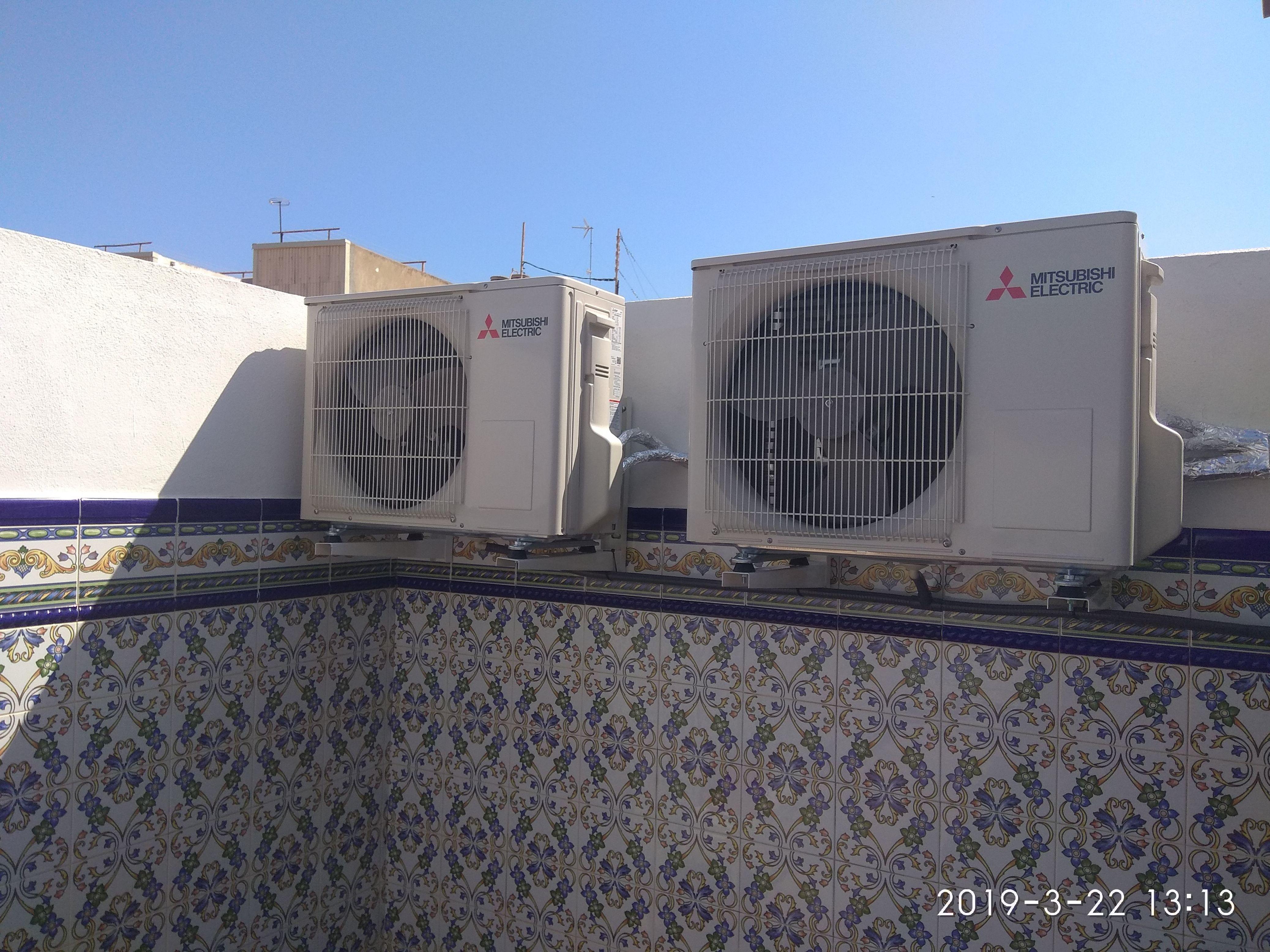 Foto 13 de Venta, instalación, reparación y mantenimiento de aire acondicionado, calefacción y fontanería en  | Instalaciones Climanova