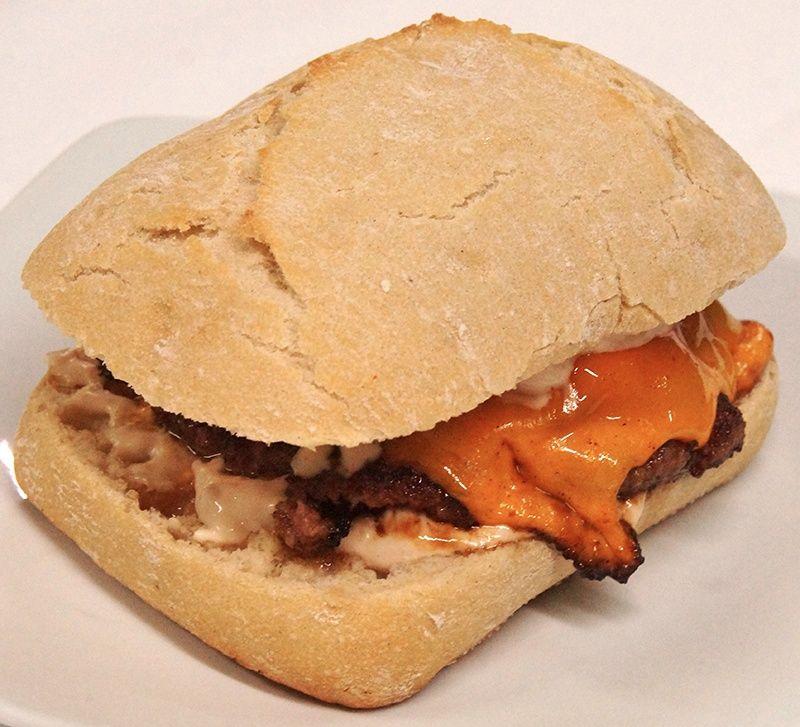 Carta especial comida rápida viernes noche: Nuestros Productos de Albokak Jatetxea