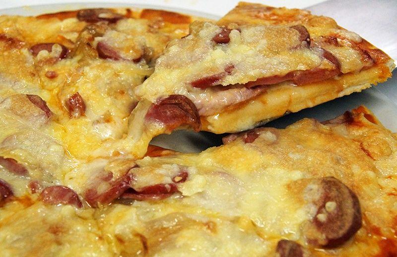 Pizza caseras en Bilbao