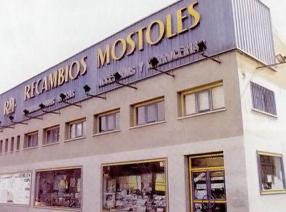 Foto 1 de Recambios y accesorios del automóvil en Móstoles | Recambios Móstoles, S.L.