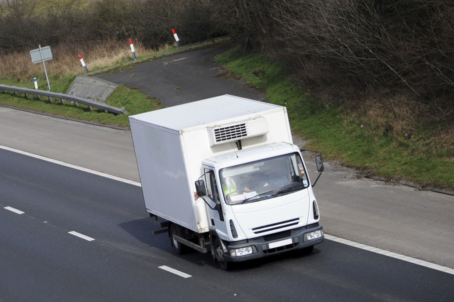 Transporte frigorífico nacional