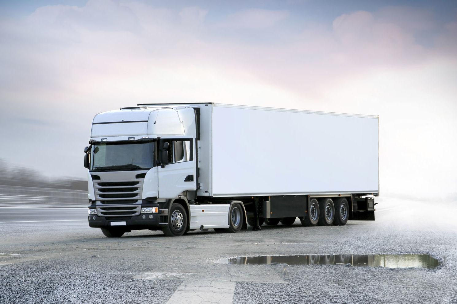 Empresa de transporte frigorífico internacional