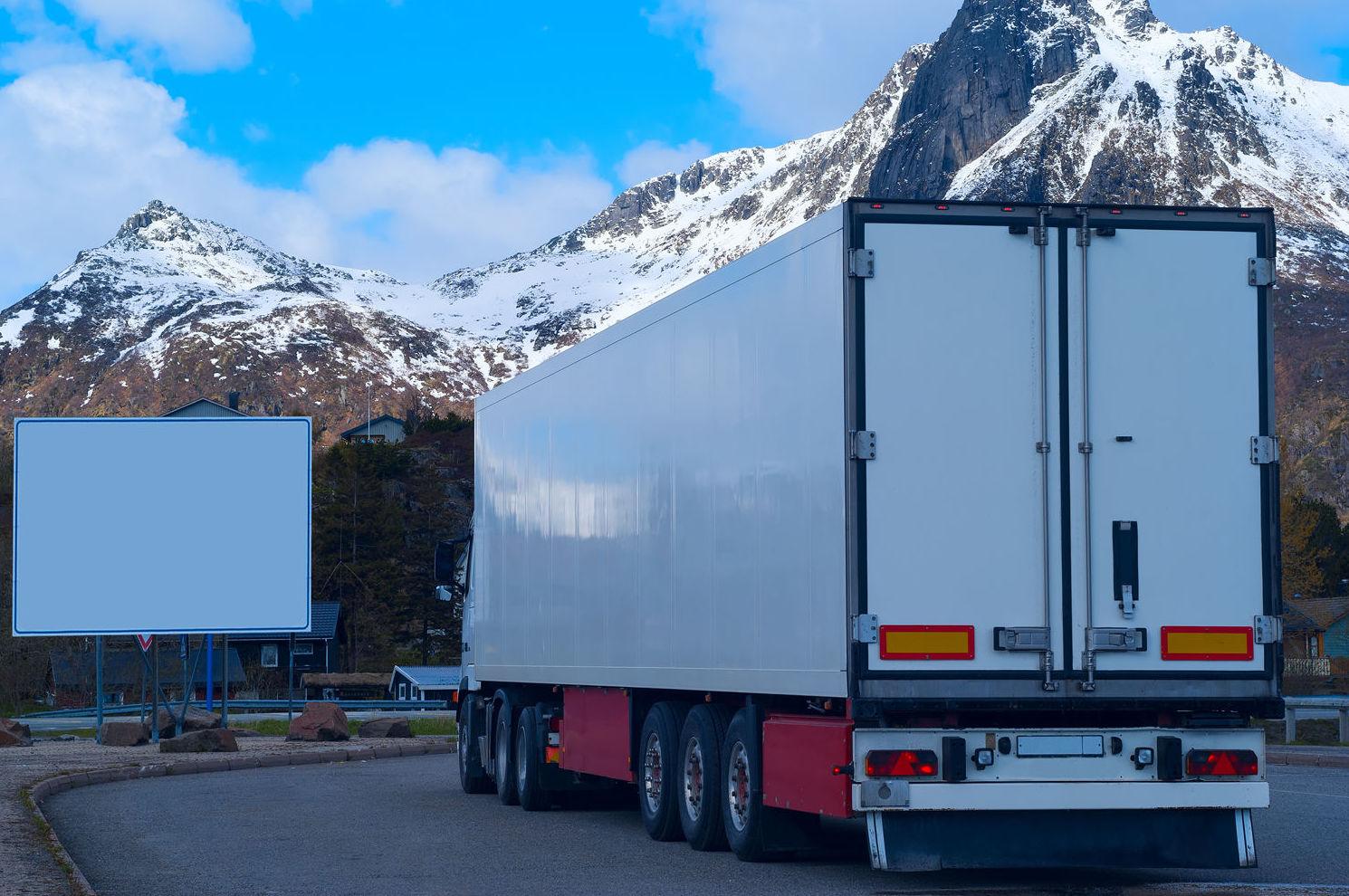 Empresa de transporte frigorífico nacional e internacional