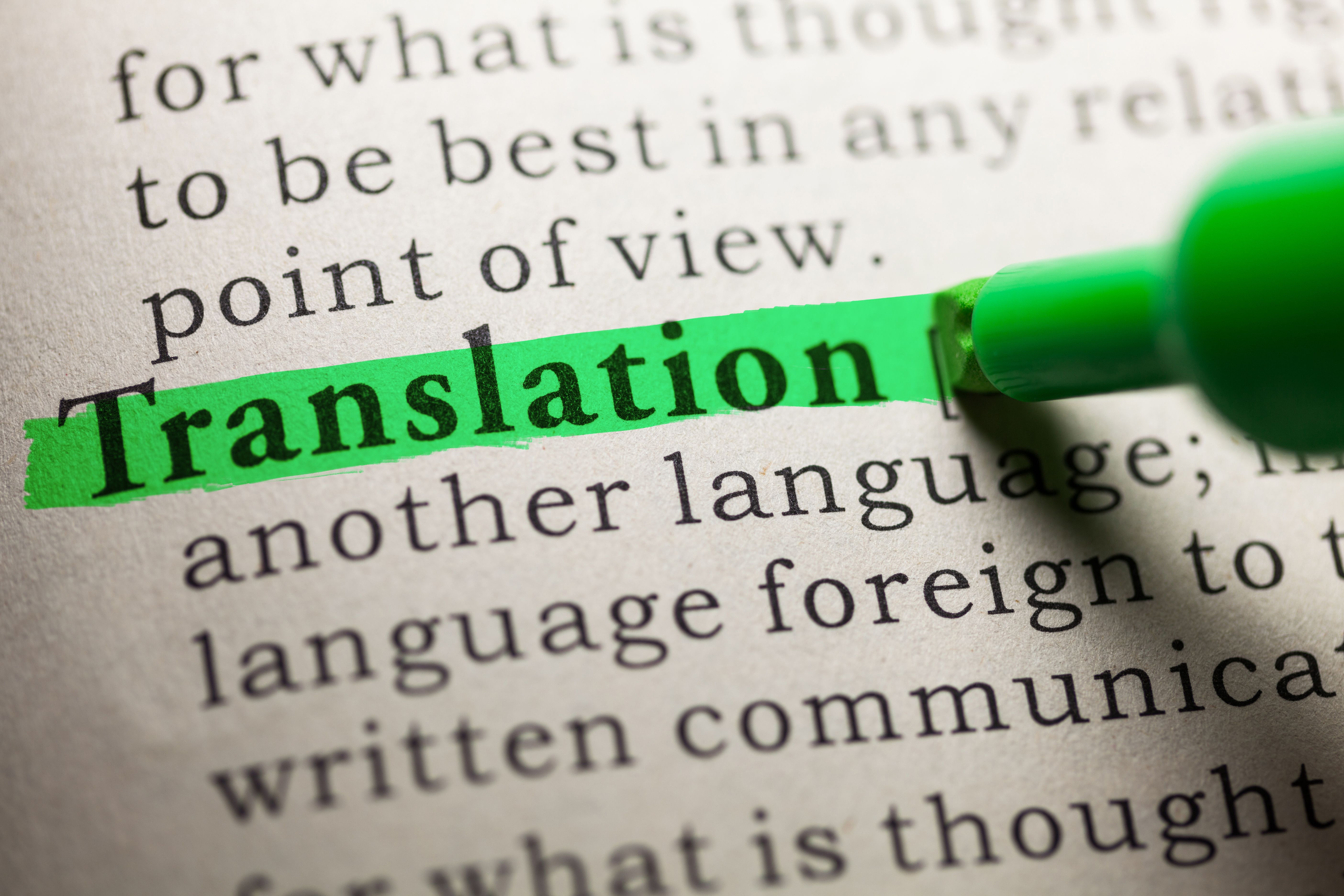 Traducciones técnicas: Servicios de Rti Ag
