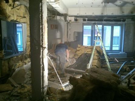 Expertos en demoliciones