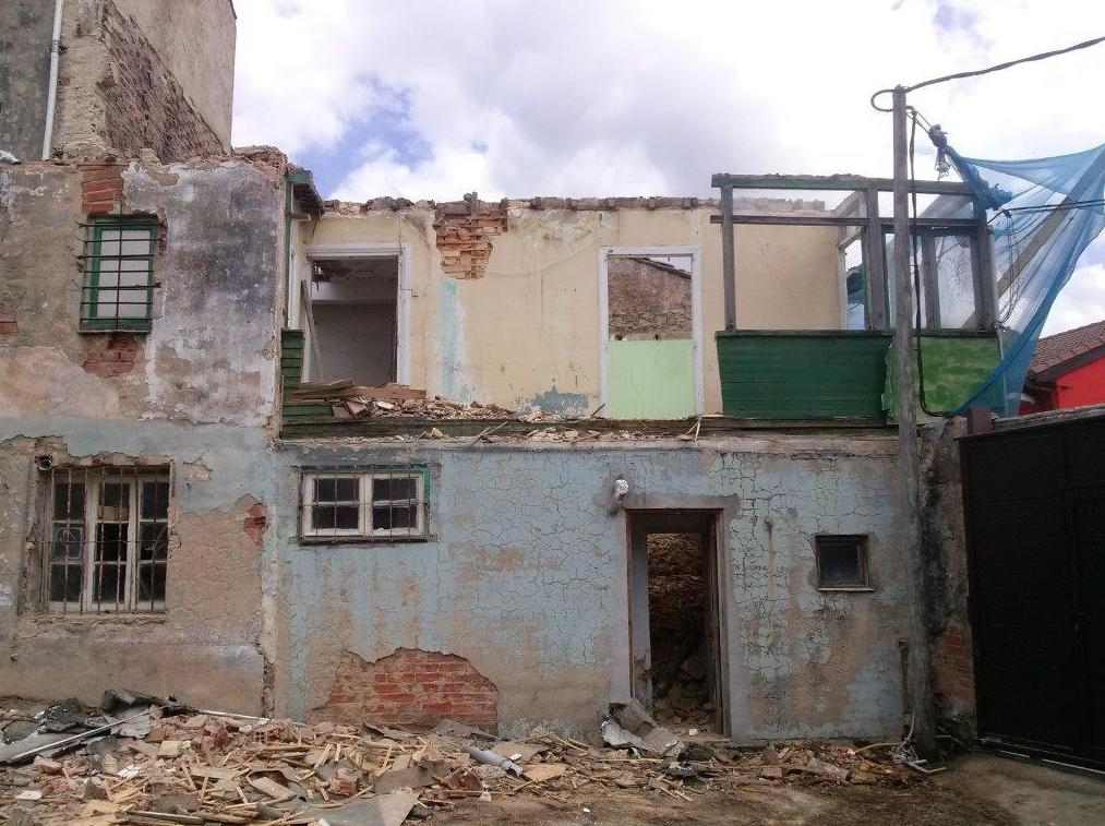 Avanzando en la demolición manual