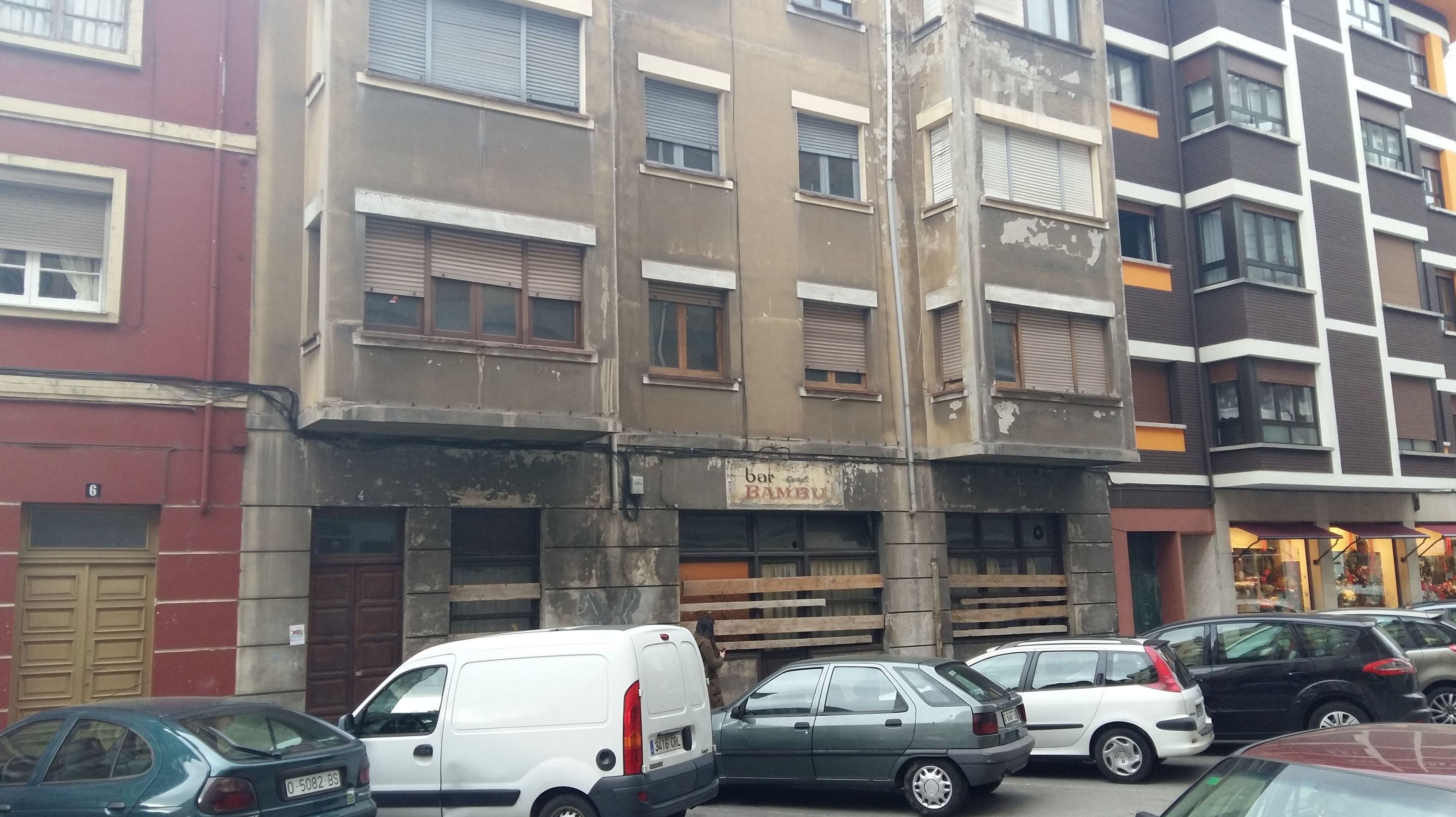 Demolición de edificio