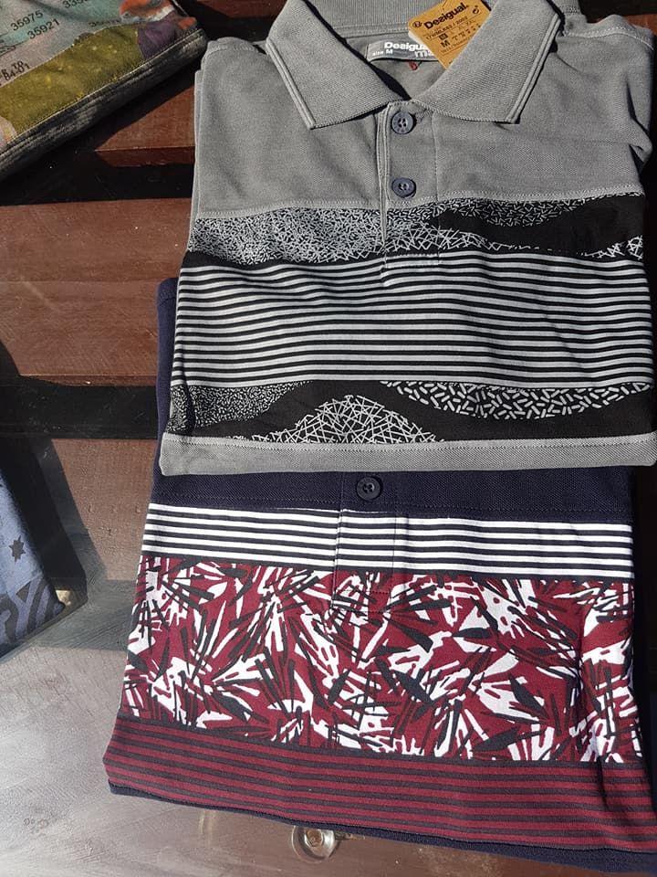 Camisetas y polos de caballero en Totana