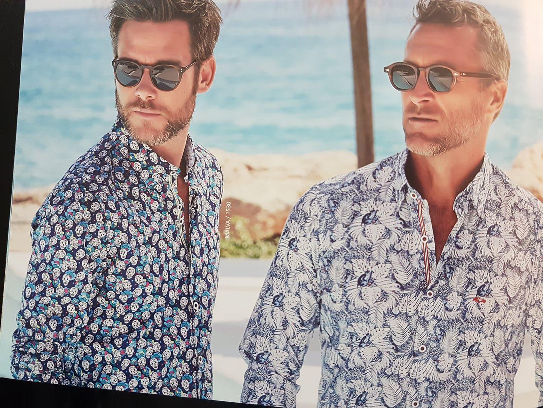 Camisas de caballero en Totana